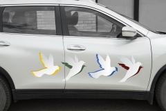 Vehicle Decals Design02